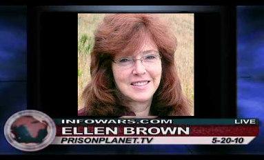 Ellen Brown, Public Banking Institute