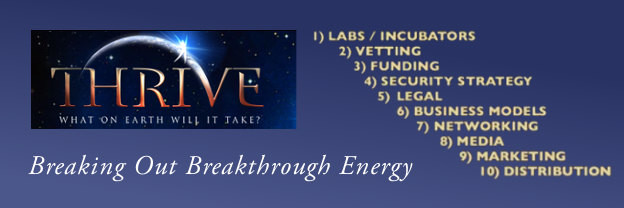 Foster Gamble Thrive Breakthrough Energy