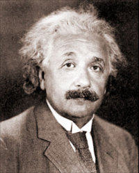 Albert Einstein Nassim Haramein