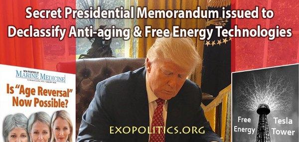 Trump declassification EO
